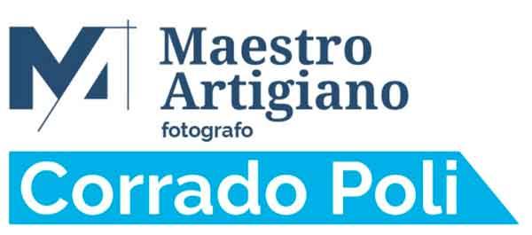 Corrado Poli maestro artigiano fotografo